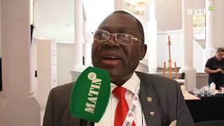 ACOA 2019 : Déclaration de James Ekerare Naminebor, VP de l'association des experts comptables du Nigeria