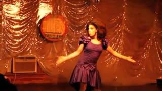 JizzaBella Performs 'I'm Alive' - Celine Dion