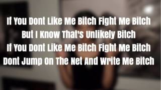 Molly Brazy - Fight Me (Lyrics)