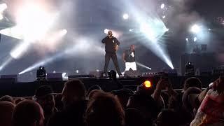 Passi - 79 à 99 (L'âge d'or du rap français) Fête de l'Huma 15-09-17 by Romguitare
