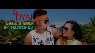 ODYAI   DESOLE REMIX Gasy BY MATHI'X DJ 2017
