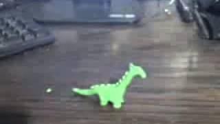 las aventuras del dinosaurito...!
