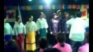UP singing ambassadors sing IKAW