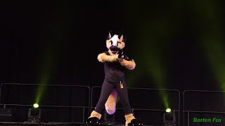 Anthrocon 2018 - Dance Competition - Monty Shep