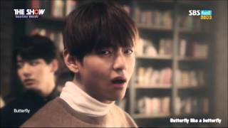 [繁中字/Eng] BTS - Butterfly 151208 (Live)