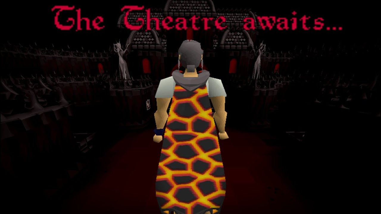 Solo Mission - The Theatre Awaits... Trailblazer League OSRS