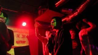 KUKUS ︻デ┳═ー San Andreas feat. Hladni (High5) x Mladi Kizo Manjača [LIVE @ Tvornica Kulture]