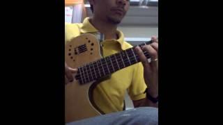 Zeca pagodinho Ogum no violão.