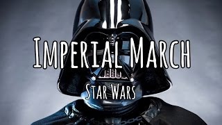 Imperial March Flute Cover