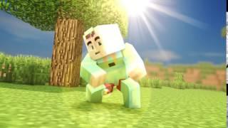 "[Minecraft Animation] ""I'm Gay"" - iDubbz meme ~ Zuha"
