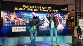 Hum jee lenge || Cover || Live at GIP mall || Mustafa Zahid