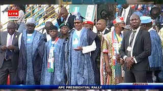Elections: 'Choose Whoever You Like Across Parties', Buhari Tells Ogun Supporters