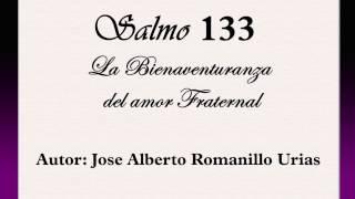 SALMO 133 Voz ENSAMBLE