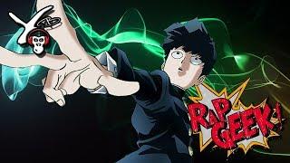 "RAP Anime #10 | Rap do Shigeo Kageyama (Mob Psycho 100) ""100% Explosão"" - Yuri Black"
