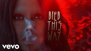 Tony Rosa - Died This Way (Lyric Video)