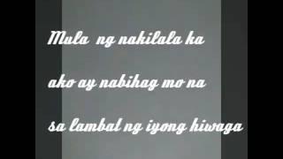 Just give me a reason ( Tagalog version )