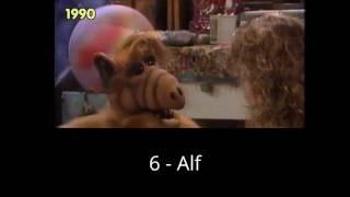 Top 10 Series de  Comedia Más vistas