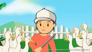 Cutiuta Muzicala - Vulpea (Animatie)