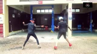 SHATTA WALE CHOP KISS DJ FLEX AFROBEAT DANCE BY TEAMLEWI