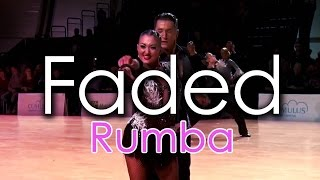 RUMBA | Dj Ice - Faded (25 BPM)