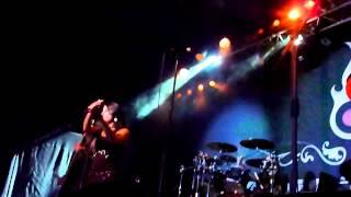 Tristania - Night On Earth (Live @ Barcelona 15/11/2013)
