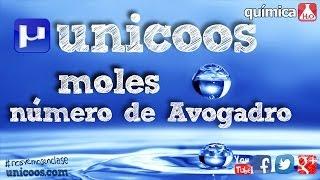Imagen en miniatura para Moles y número de Avogadro