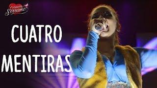 Corazón Serrano - Cuatro Mentiras | Presentación en Vivo