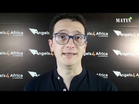 Video : Lancement du programme d'investissement Angels4Africa by LaFactory