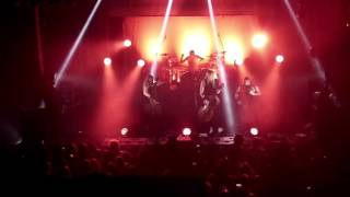 Apocalyptica live @ Barcelona 2015 : Not strong enough