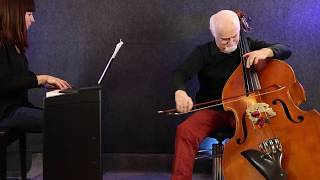 Valse Sentimentale for Double Bass and Piano