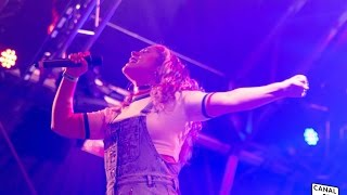 Katy B performs 'Turn The Music Louder' Live at Manchester Pride 2016