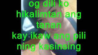 gidawat ko ang tanan with lyrics