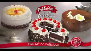 """Red Ribbon Cake Creations """"Porsche"""" 15s TVC 2017 (Subtitled)"""