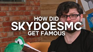 How SkyDoesMinecraft Got Famous! - Sky's Youtube Story