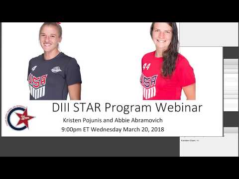 Video Thumbnail: STAR Webinar: Women's Teams (2018)