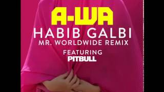 Pitbull ft A-Wa -  habib galbi 2017  mr. worldwide remix