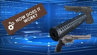 How do Gun Silencers Work?