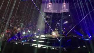 Fey - Popocatépetl (feat. Calo) [90's Pop Tour, Arena Monterrey. 17.08.2017]