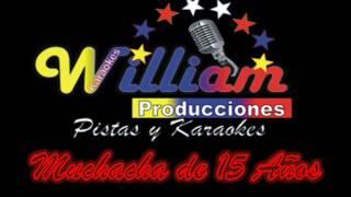Los Blanco de Maracaibo - Muchacha de 15 (Pista Demo)