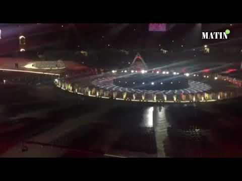 Video : Jeux mondiaux special Olympics : une cérémonie d'ouverture haute en couleur