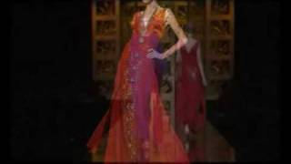 Desfile de Dior Paris Fashion Week