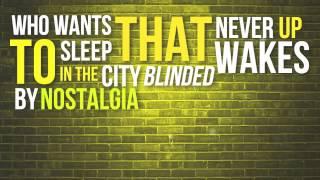 Arctic Monkeys - Old Yellow Bricks with Lyrics [HQ]