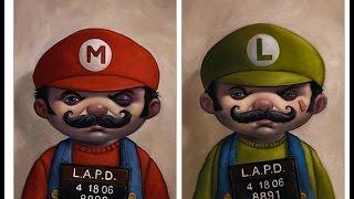 Mario Bros - Musica Eletrônica (Remix)