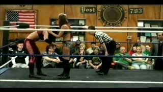 POWW Wrestling - Nikki St. John vs. Taylor Made2011 width=