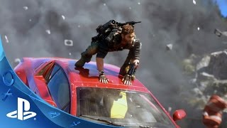 Just Cause 3 - Kasabian Trailer | PS4