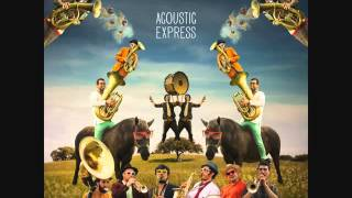 Sebastian's Cocek Kumpania Algazarra Acoustic Express 2015
