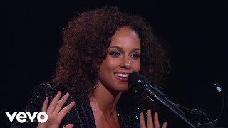 Alicia Keys - Stay With Me (Piano & I: AOL Sessions +1)