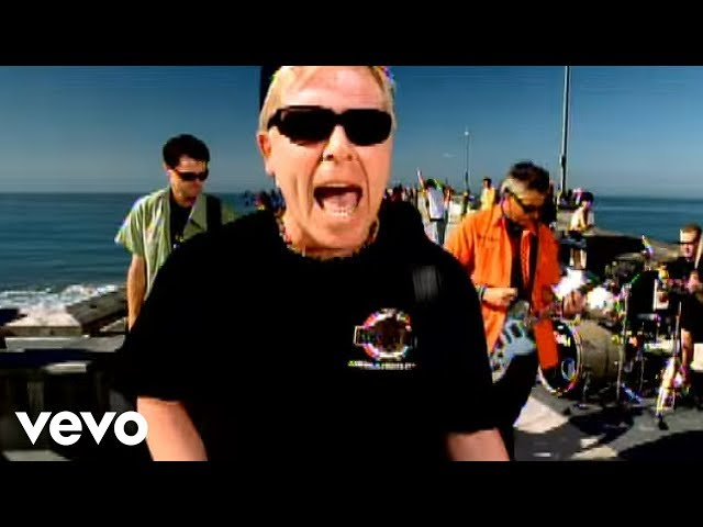 "Video de Original Prankster de ""The Offspring"""