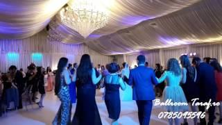 Taraful Victor Florea -Eu Beau Vinul Cu Borcanul (Ballroom Taraf)