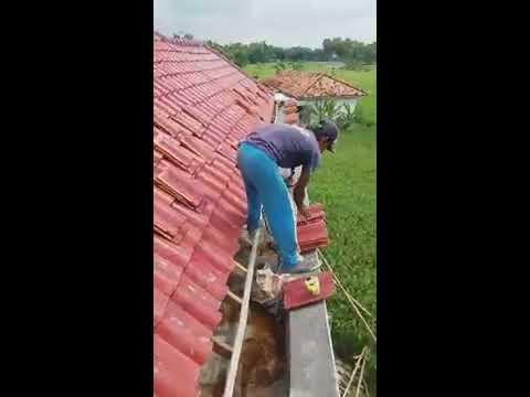Download Video Cara Merabat Talang Cor Rumah
